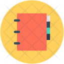 Notepad Writing Pad Icon