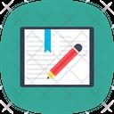 Notepad Memo Notes Icon