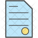 Notepapaper Icon