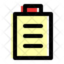 Notes Note Document Icon