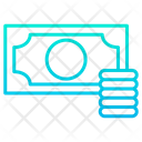 Notes Money Currency Icon