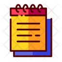 Notes Notepad Note Icon