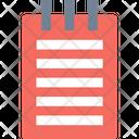 Summary Document File Icon