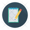 Notes Edit Pen Icon