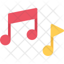 Notes Music Icon