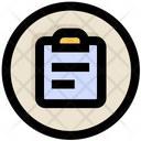 Ui Ux Clipboard Icon