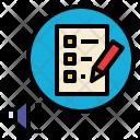 Defining Identify Determine Icon