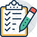 Medical Notes Charts Icon