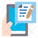 Notes Writing App Icon