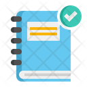 Notes Working Notes Note Icon