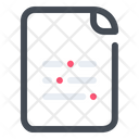 Notes File Document Icon