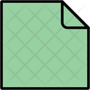 Notes Document File Icon