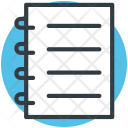 Notes Icon