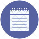 Notes Clipboard Document Icon