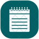 Notes Document Extension Icon