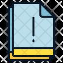Multiple File Notice Icon