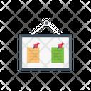 Notice Board Document Icon