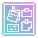 Note Post It Icon