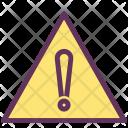 Notice Sign Board Icon
