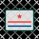 Noticeboard Certificate Degree Icon
