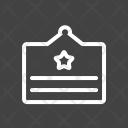 Noticeboard Icon