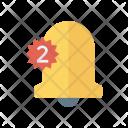 Notification Ring Alert Icon