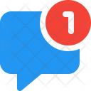 Notification Chat Message Icon