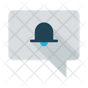 Notification Bell Message Icon