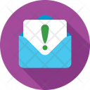 Notification Email Envelope Icon