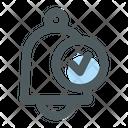 Alert Alarm Bell Icon