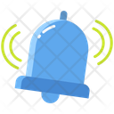 Friend Request Bell Alarm Icon