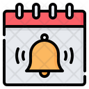 Notification Alarm Alert Icon