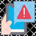 Notification App Smartphone Icon