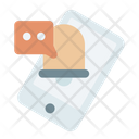 Notification Message Phone Icon
