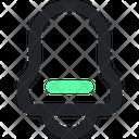 Notification Alert Alarm Icon