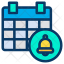 Notification Calendar Icon