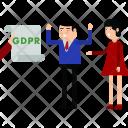 Notify of GDPR Icon