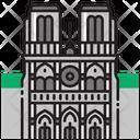 Notre Dame Icon