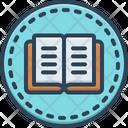 Novel Fiction Encyclopedia Icon
