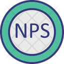 Nps Outdoors National Park Service Icon