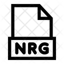 Nrg File Icon