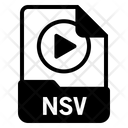 NSV File Icon