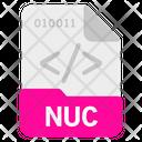 Nuc File Format Icon