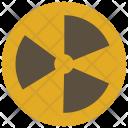 Nuclear Radioactive Icon