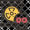 Nuclear Barrel Waste Icon