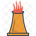 Nuclear Plant Power Plant Icon