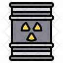 Nuclear Plant Power Icon