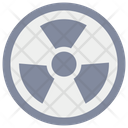 Nuclear Hazard Danger Icon