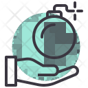 Nuclear Bomb Explosive Icon