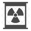 Nuclear Nuclear Energy Radiation Icon